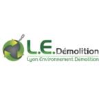 lyon environnement démolition logo